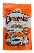 Dreamies przysmak dla kota kura 60g