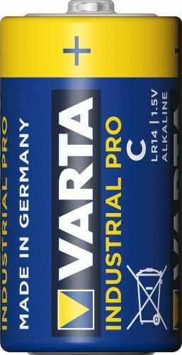 1x Varta Industrial LR14/C LUZ