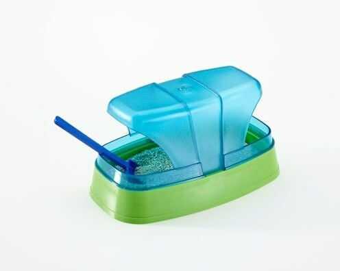 SAVIC - Toaleta dla chomika 17x10x9cm
