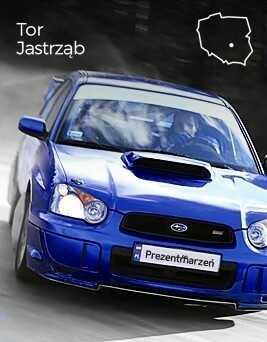 Jazda Subaru Impreza STI  Tor Jastrząb