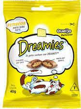 Dreamies przysmak dla kota ser 60g