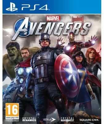 Gra PS4 Marvel''s Avengers