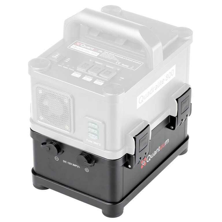Dodatkowy akumulator Quantuum BP-800 do Quadralite Powerpack 800