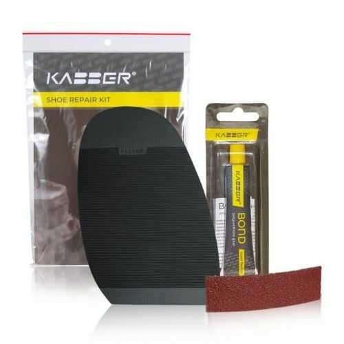 Zelówki guma Zestaw naprawczy Kabber r.S Czarny