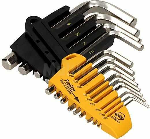Zestaw kluczy imbusowych WIHA 25610 13szt.