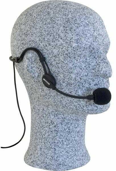 JB Systems WHS-20 - mikrofon nagłowny