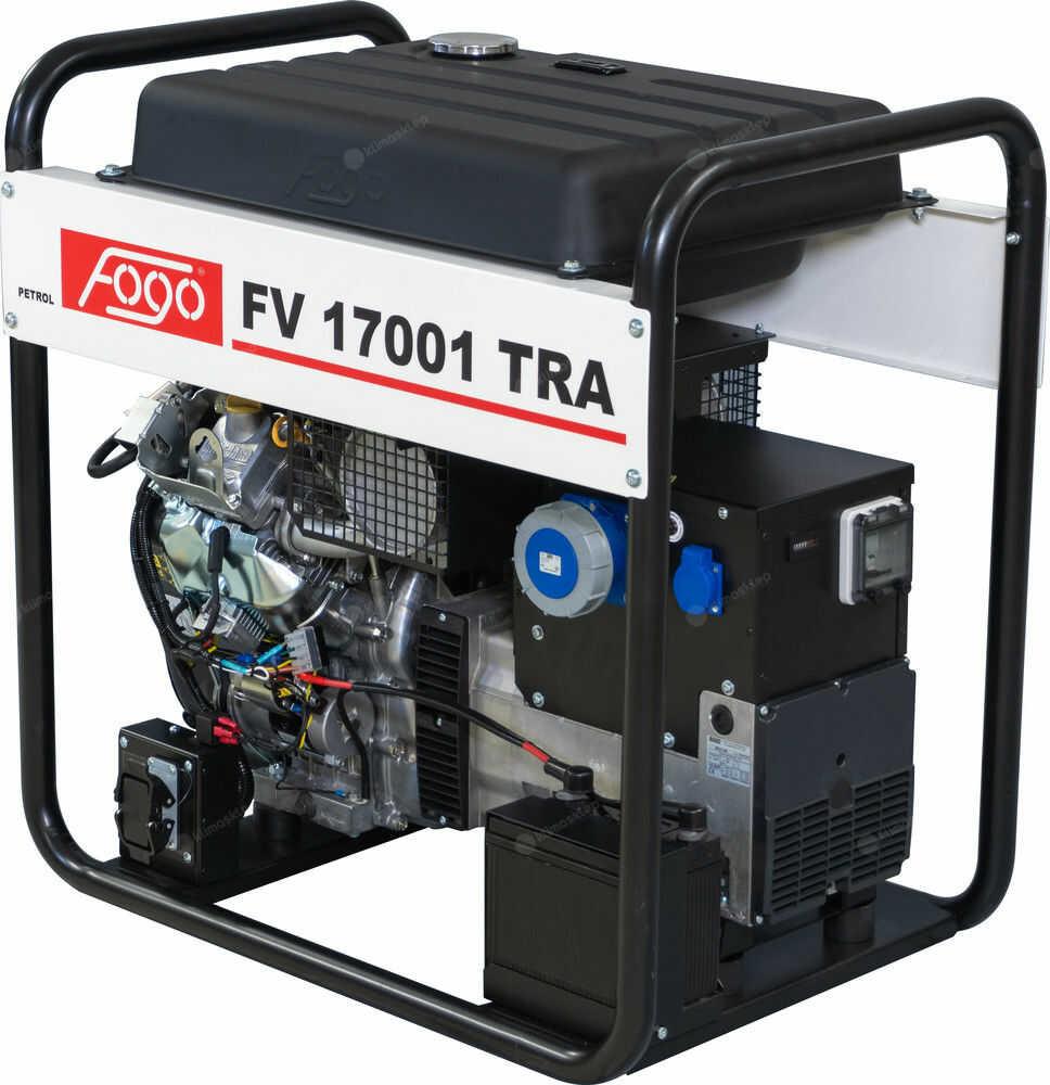 Agregat prądotwórczy Fogo FV 17001 TRA