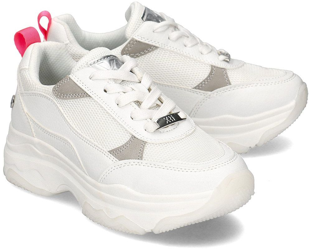 Xti - Sneakersy Dziecięce - 57131 BLANCO