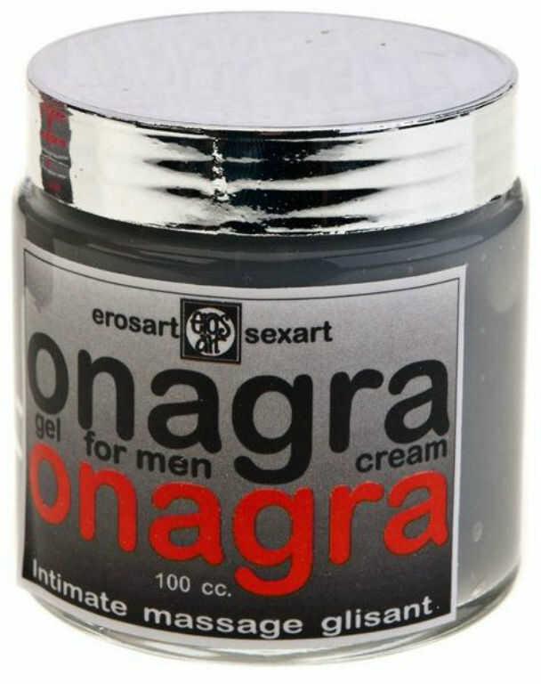 Eros-Art Onagra Man Potency Cream 100ml