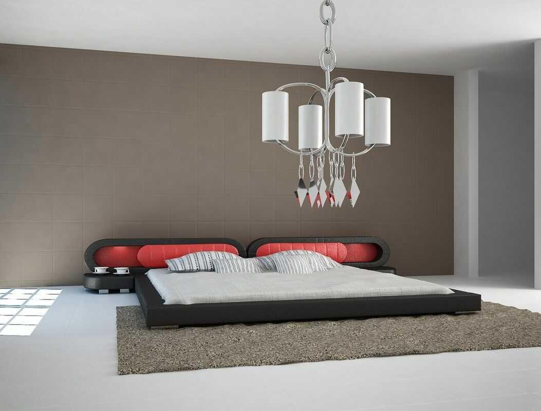 Łóżko Harmony 2xLed meble do sypialni velur