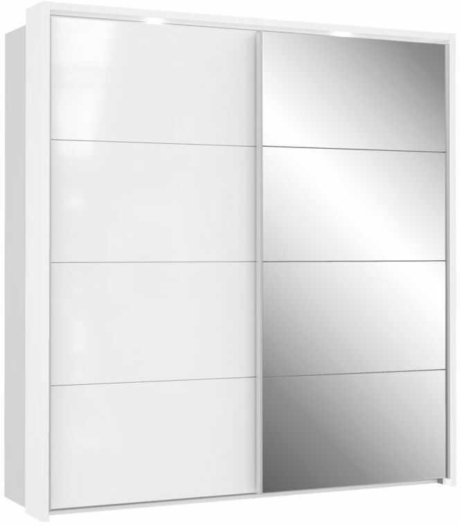 Szafa ubraniowa z drzwiami przesuwnymi SAPPORO SPRS32412-C04 FORTE