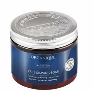 POUR HOMME mydło do golenia 200 ml Organique