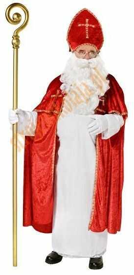 Strój świętego Mikołaja biskupa (strój prawdziwego Mikołaja) - model 3