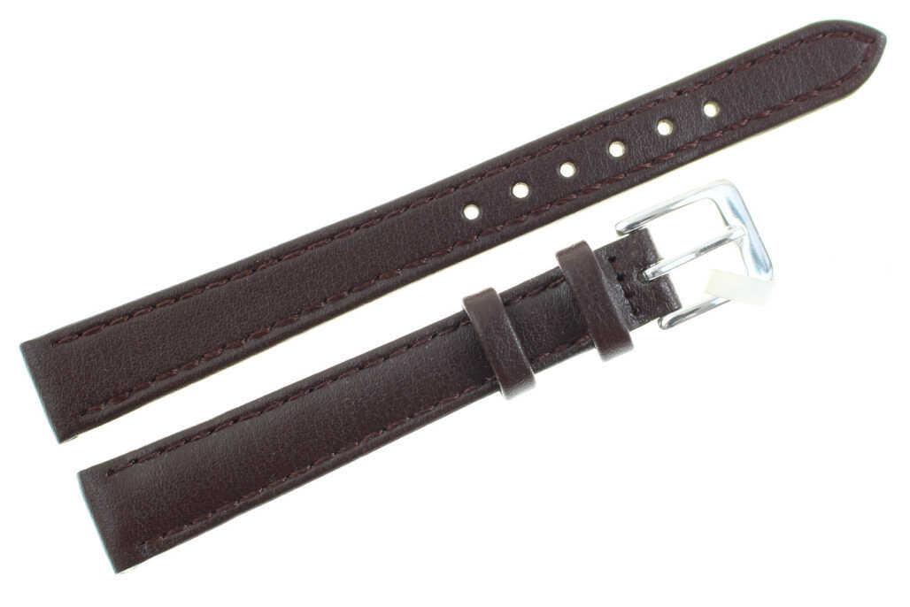 Skórzany pasek do zegarka 12 mm JVD R18202-12