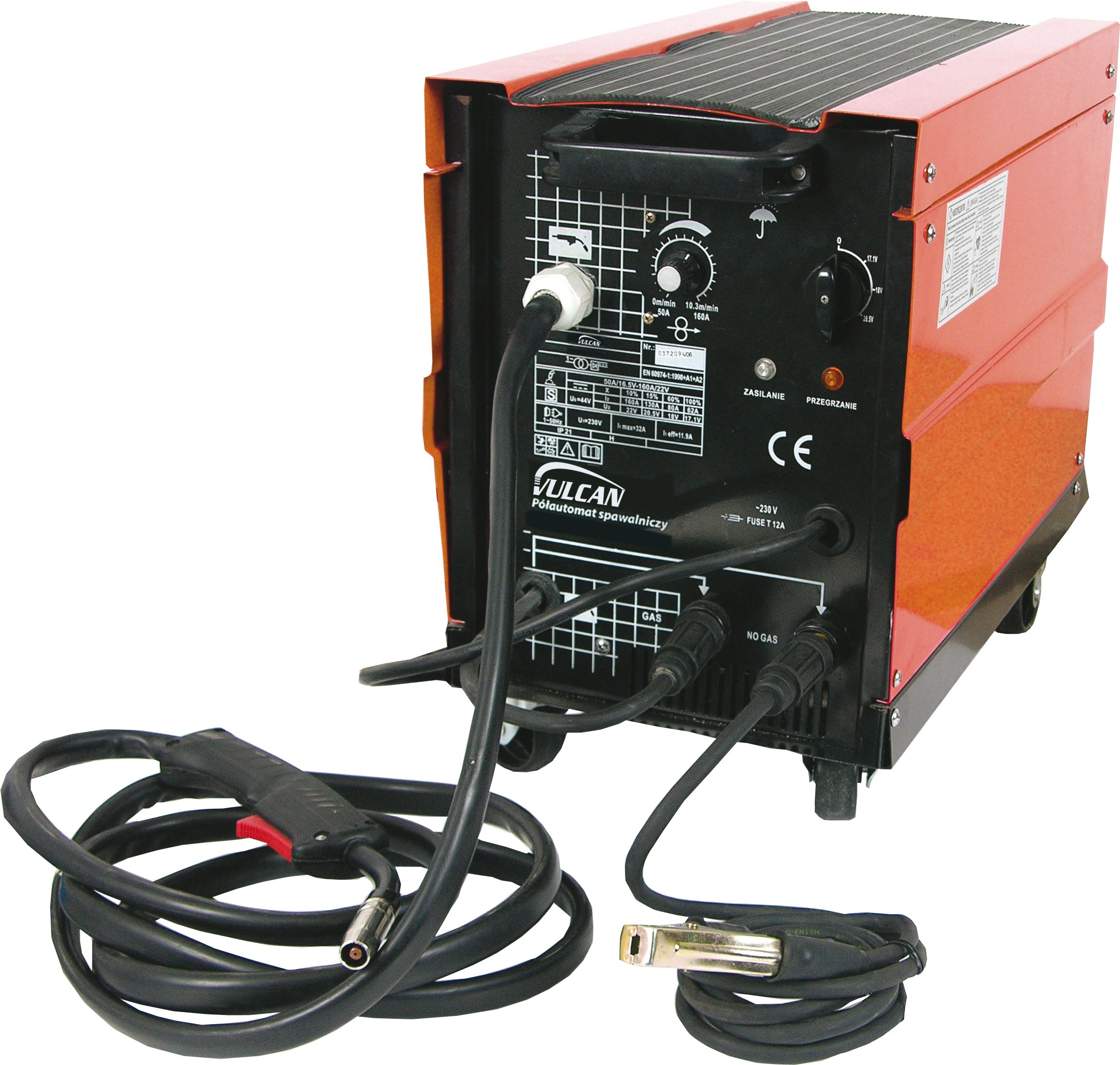 VMIG150 Spawarka Mig/Mag 150A, 230V, Vulcan