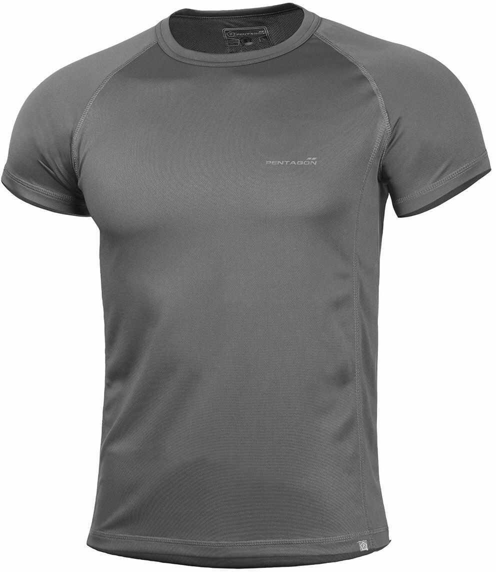 Koszulka termoaktywna Pentagon Body Shock Cinder Grey (K09003-17)