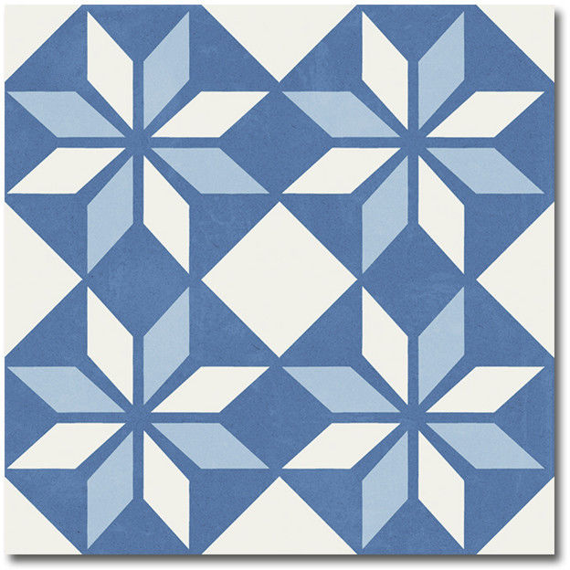Moving Blue 20x20 płytki ścienne