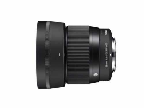 Obiektyw Sigma 56mm F1.4 Contemporary DC DN Sony E (SE)