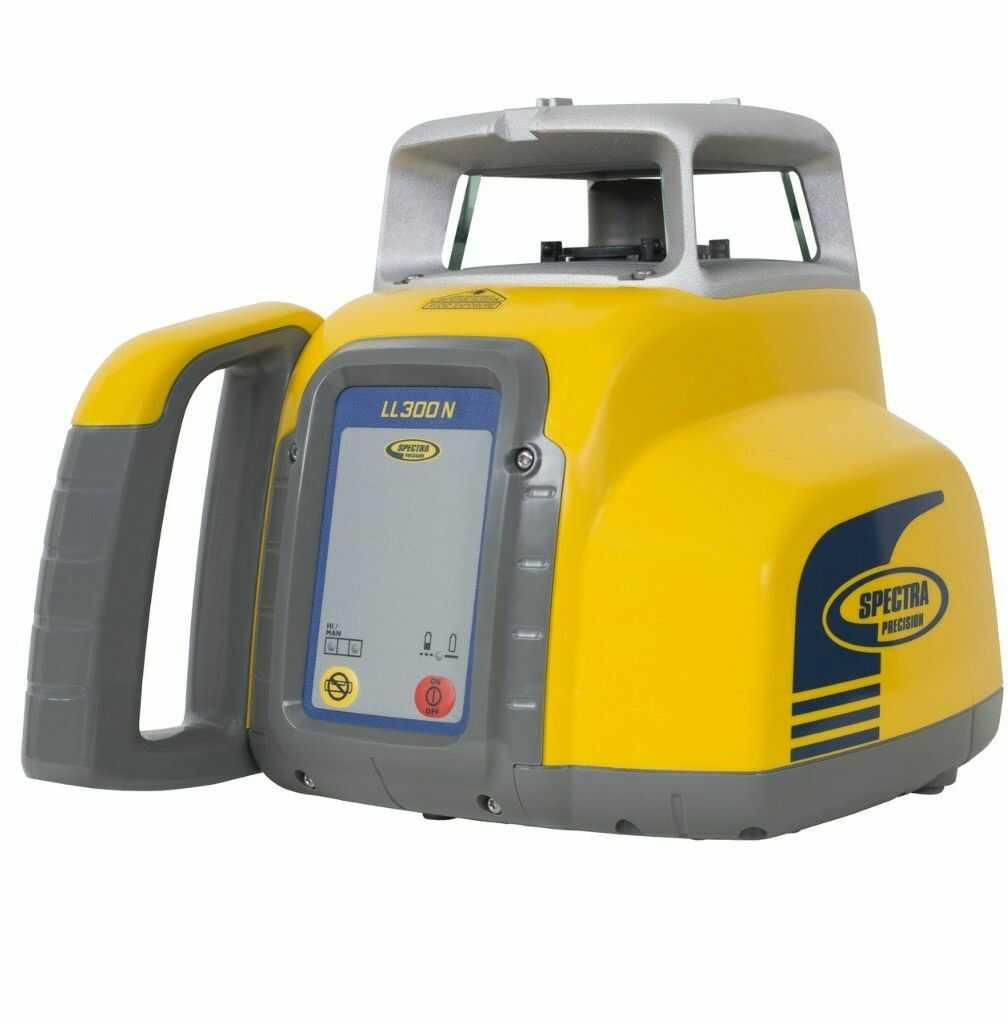 Niwelator laserowy SPECTRA PRECISION LL300N
