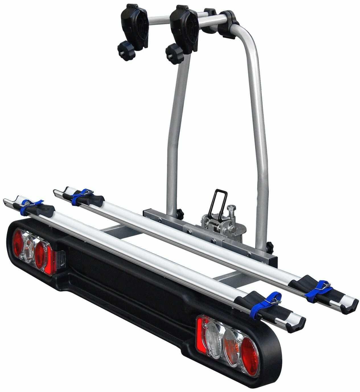 Menabo Project Tilting 2 bagażnik na hak na 2 rowery