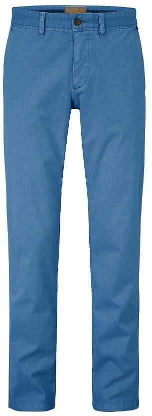 JASPER-REDPOINT Duże Spodnie Niebieskie