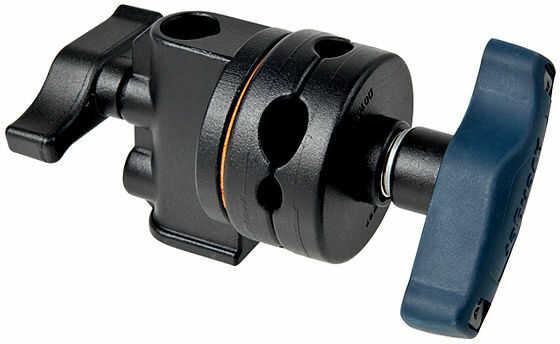 Manfrotto D200B - głowica grip Avenger z gniazdem 16 mm czarna Manfrotto Avenger D200B - głowica grip z gniazdem 16 mm czarna