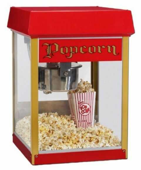 Urządzenie do popcornu 230V