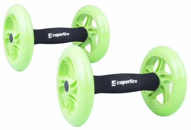 Wałek, urządzenie do ćwiczeń fitness AB Roller Double Insportline