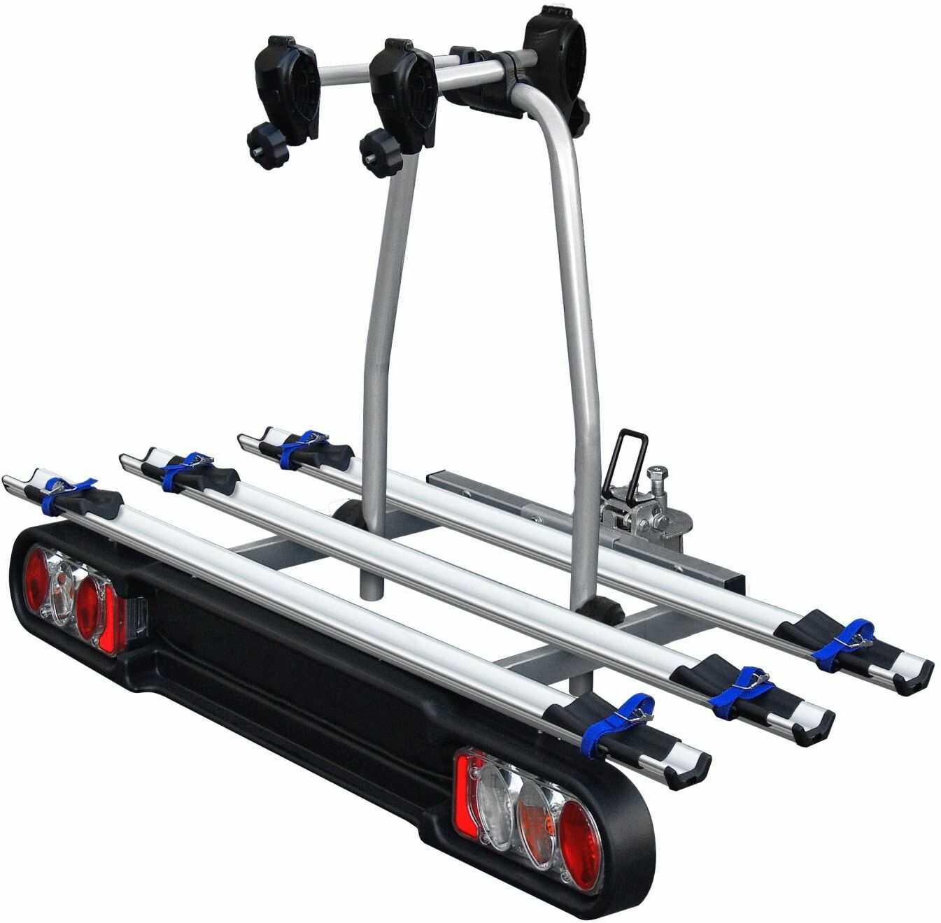 Menabo Project Tilting 3 bagażnik na hak na 3 rowery