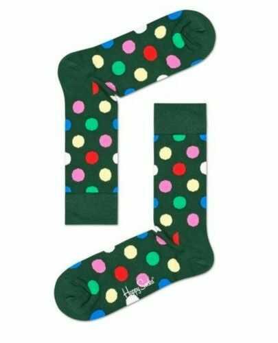 Happy Socks skarpetki BDO01-7400 R.36-40 KROPKI