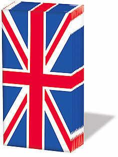 CHUSTECZKI DO NOSA - Union Jack - Flaga Brytyjska
