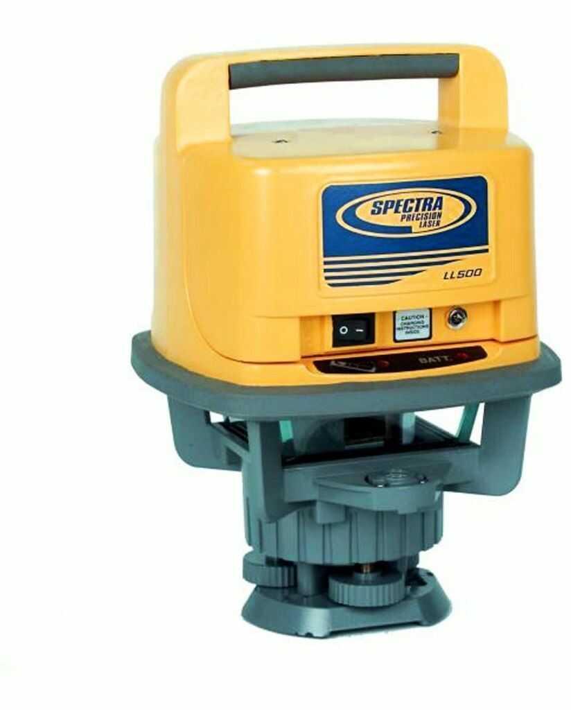 Niwelator laserowy SPECTRA PRECISION LL500