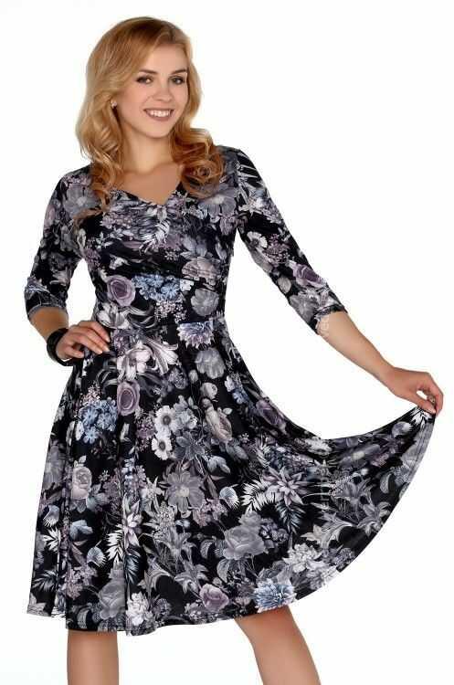 Anorin FZ1739 sukienka