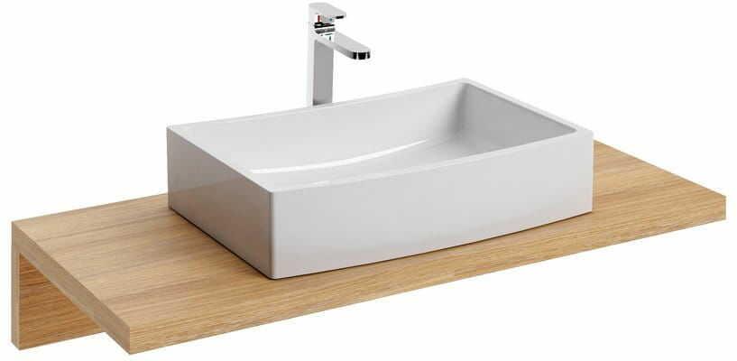 Ravak Blat po umywalkę L 1200 dąb X000000835