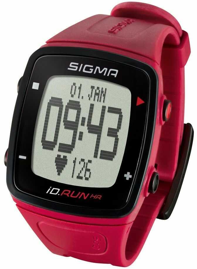 Sigma Sport ID.RUN HR Gps zegarek do biegania, rozmiar uniwersalny