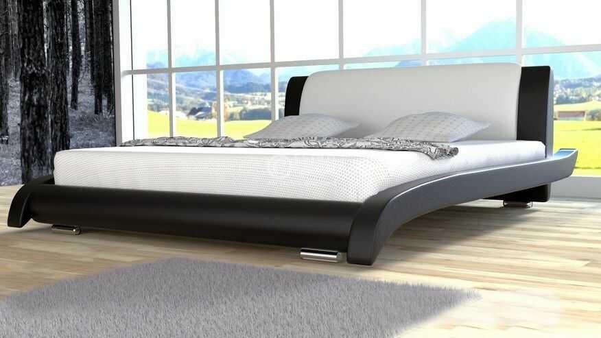 Łóżko sypialniane Lotos velur