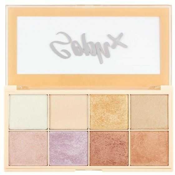 Makeup Revolution Soph X paleta rozjaśniaczy 16 g