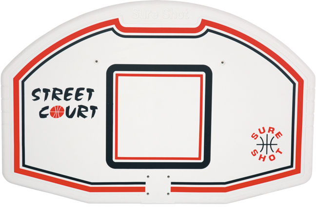 Tablica do koszykówki polipropylen
