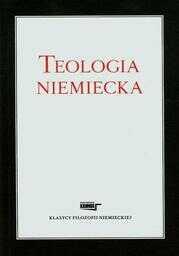 Teologia niemiecka - Ebook.