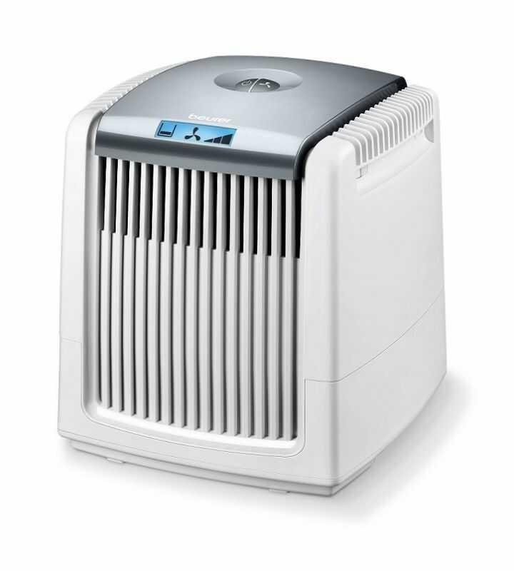 BEURER LW 220 biały Oczyszczacz i nawilżacz powietrza