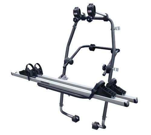 Menabo Stand Up 2 bagażnik na tylną klapę na 2 rowery