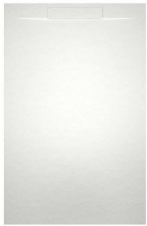 Riho Isola brodzik posadzkowy 90x80 biały mat DR12105