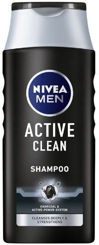 Nivea Men Active Clean szampon 400 ml