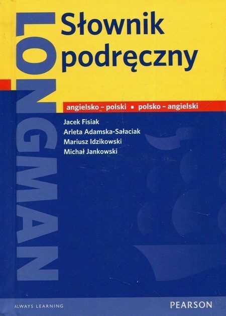 Longman Słownik podręczny angielsko-polski polsko-angielski