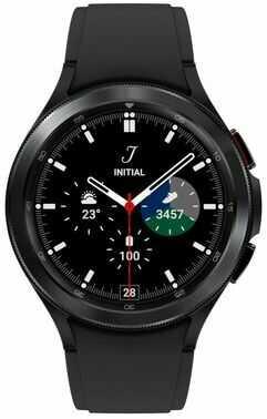 Smartwatch SAMSUNG Galaxy Watch 4 Classic 46mm Czarny SM-R890NZKAEUE. >> ZYSKAJ 50 zł za KAŻDE wydane 500 zł! ODBIÓR W 29MIN DARMOWA DOSTAWA DOGODNE RATY