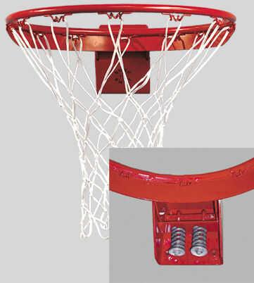 Obręcz do koszykówki uchylna FLEX 70
