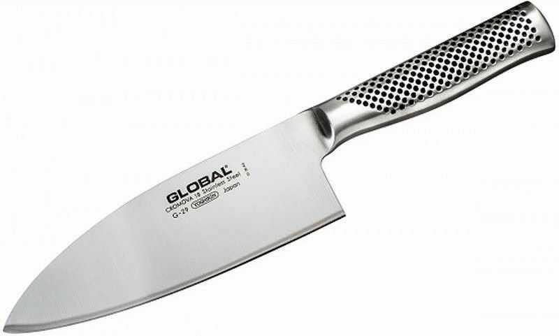 Global - nóż do ryb i mięsa 18 cm