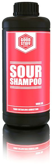 Good Stuff Sour Shampoo  szampon samochodowy o kwaśnym pH, idealny do powłok 1L