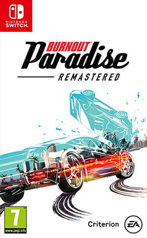 Gra Burnout Paradise Remastered (Nintendo Switch)