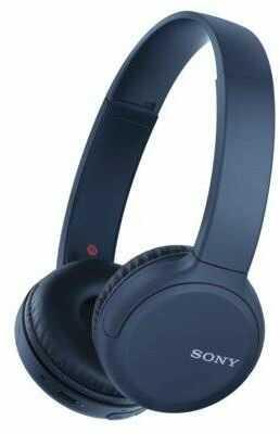 Słuchawki bezprzewodowe SONY WH-CH510 Niebieski